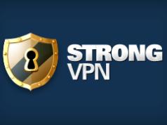 Test Strong VPN