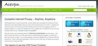 Ace VPN