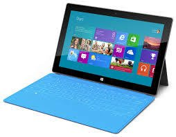 tablette microsoft windows