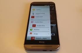 HTC one M8 vpn réglages