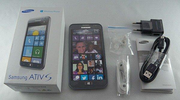 Samsung ativ S vpn