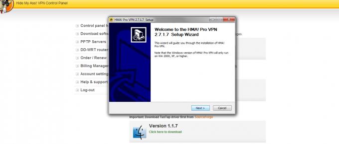 Windows l2tp manager