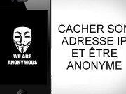 adresse IP anonyme en ligne