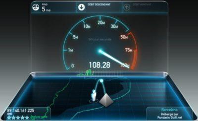 Outils pour evaluer la vitesse du VPN
