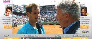 Utiliser un VPN afin de regarder Roland-Garros depuis l'étranger