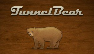 Tunnel Bear VPN pour Android