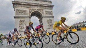 Un VPN pour regarder le Tour de France depuis l'étranger