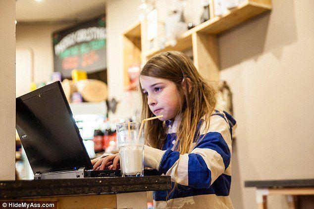 Pirater un Spot WiFi Est un Jeu d'Enfant