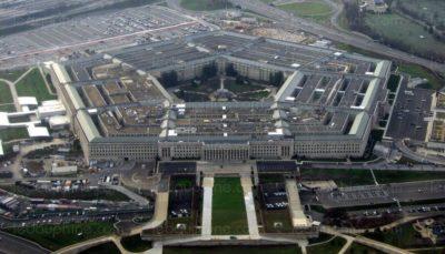 Pentagone: 138 Failles Informatiques dÉcouvertes sur les Sites Web