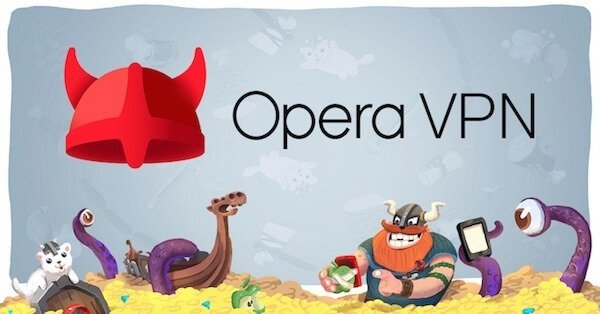 Play Store- le VPN gratuit d'Opera arrive