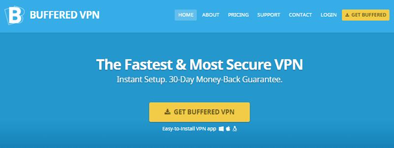 Buffered VPN| Test Complet de Buffered, Avantages et Inconvénients