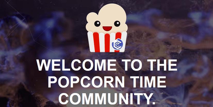 Communauté Popcorn Time