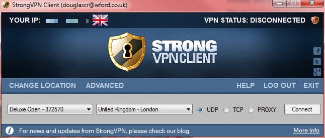 Strong VPN | Test complet du VPN