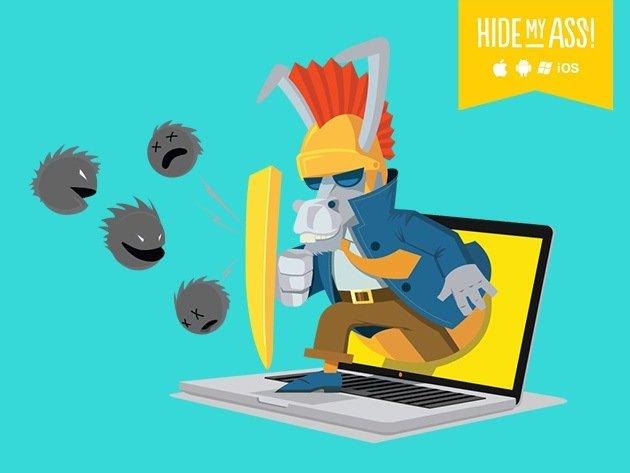 Données personnelles piratées: se protéger avec un VPN