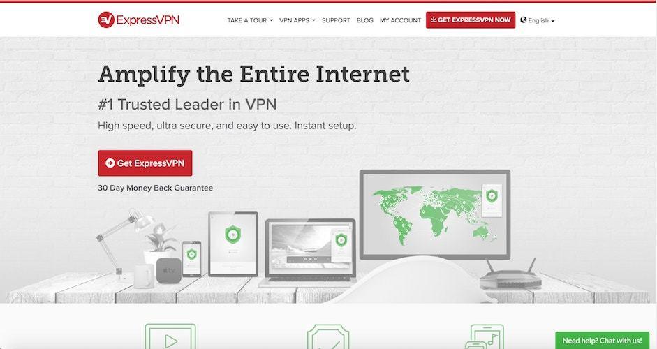 Express VPN pour Mac