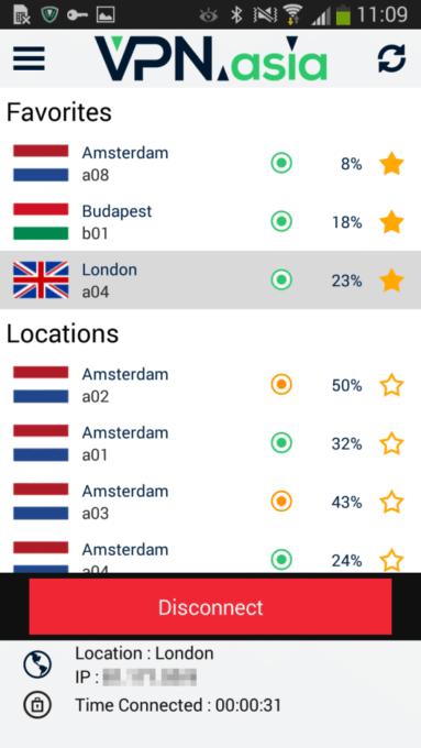 VPN.Asia: Test complet du VPN