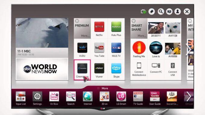 LG Smart TV Meilleurs VPN