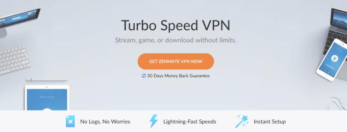 Zen Mate VPN Avis et Test