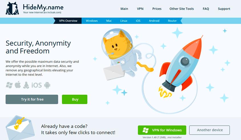 HideMy.name |Test Complet et Avis Détaillé du VPN
