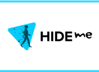 logo de Hide me VPN
