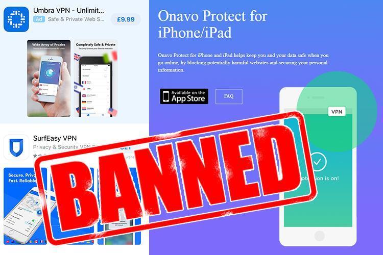 Le VPN de Facebook, Onavo, supprimé de l'App Store