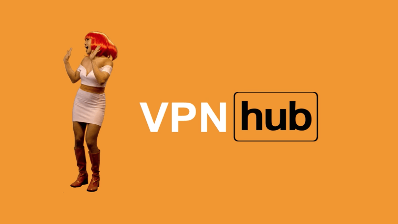 VPNhub, l'application VPN lancée par Pornhub