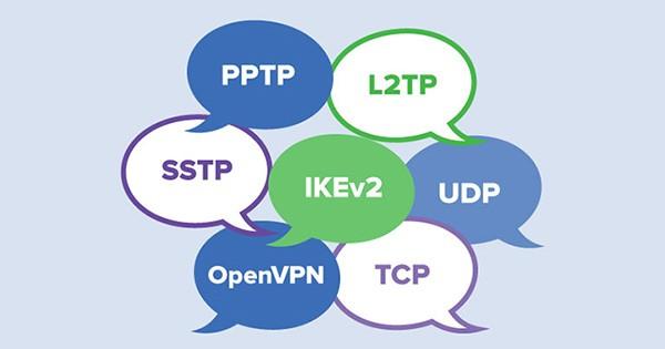 protocoles VPN vitesse