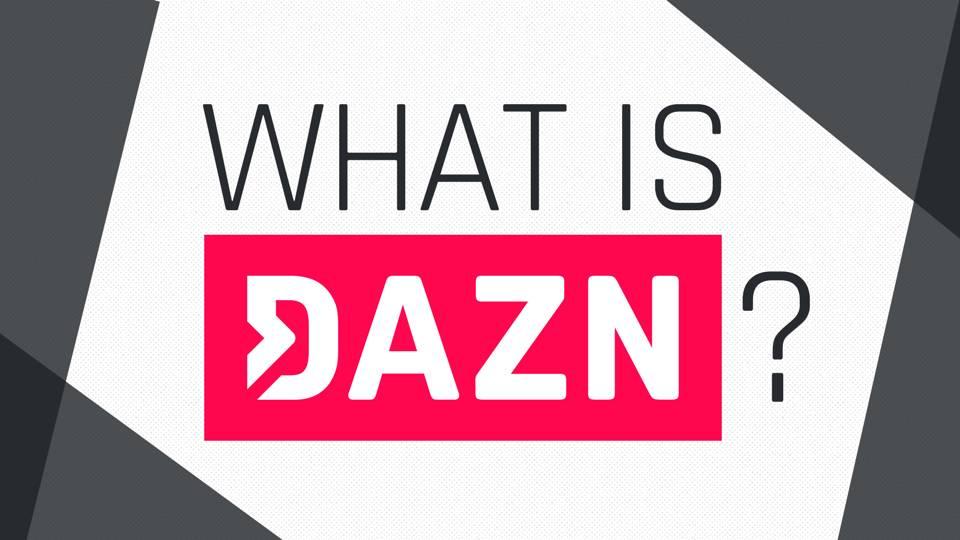 C'est quoi DAZN live?