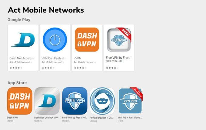 Les Pratiques Inavouables de Certains VPN