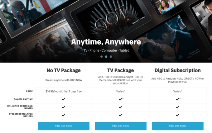 Comment regarder HBO Now en Streaming avec un VPN ?