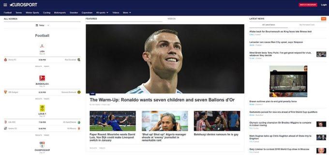 Comment regarder Eurosport en streaming