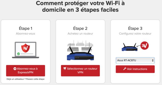 comment protéger votre wifi avec un vpn pour routeur