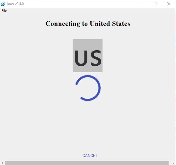 Avis Hoxx VPN