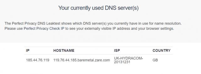 Avis Proton VPN