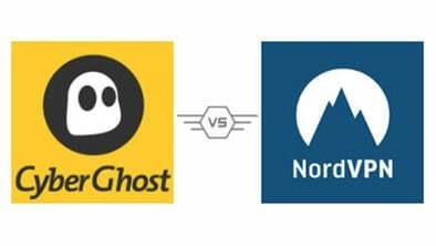 CyberGhost vs NordVPN : une comparaison approfondie