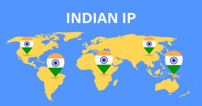 Comment obtenir une adresse IP indienne depuis la France ?