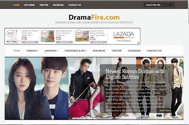 Dramafire.info
