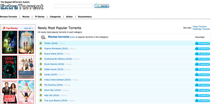 Extra Torrent