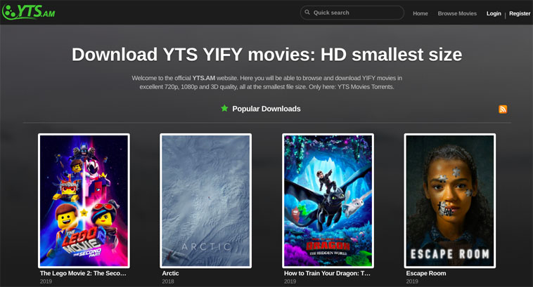 YTS/YIFI